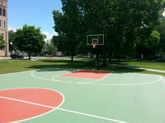 Completed Court